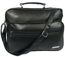 Markenlose Messenger Taschen aus Kunstleder mit einem Träger