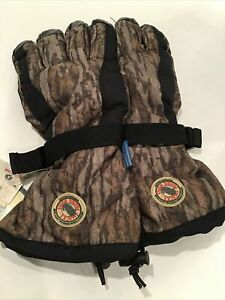 NEW With Tags Waterproof DECOY WADER GLOVES - Mack's Prairie Wings Size LARGE