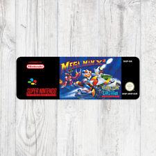 Étiquette SNES / Sticker : Mega Man X 2