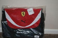 "Authentic Red Puma Ferrari Messenger Shoulder Bag Brand New 18"" x 13.5"" Sealed"