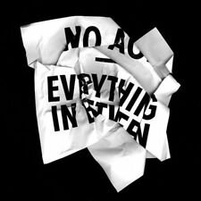 NO AGE - Everything in Between CD ( 2010, Punk Alternative Duo )