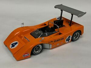1/18 GMP McLaren M8B High Wing 1969 Can Am Champion Bruce Mclaren  12024  JD87