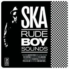 VARIOUS ARTISTS - SKA/RUDE BOY SOUNDS NEW CD