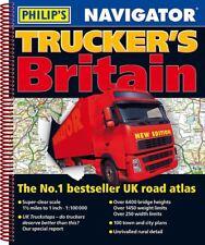 Philip's 2019 Navigator Trucker's Britain by Philip's Maps