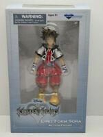 Kingdom Hearts Diamond Select Limit Form Sora Action Figure NEW