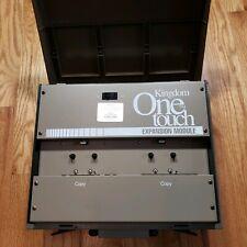 Kingdom Inc. One Touch Portable Expandable Cassette Tape Duplicator KT1E