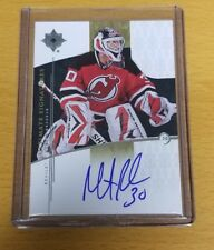 09/10 Upperdeck ultimate collection ultimate signature auto Martin Brodeur