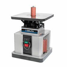 Delta 1/2 HP Heavy Duty Bench Oscillating Spindle Sander with Tilt Table Tool