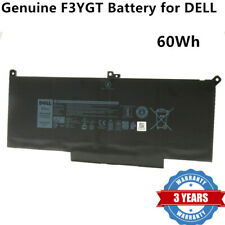 OEM For Dell Latitude 12 13 14 7280 7290 7380 7390 7480 7490 DM3WC F3YGT Battery