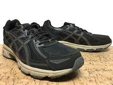 Asics Gel Venture 6 T7G1N Athletic Running Shoes Men Size 11.5 Black NEW