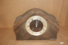 german vintage   Mantel Clock saunders