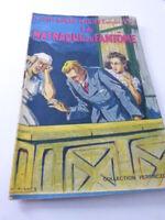 le petit roman policier , la matraque du fantome  , jean scapin (pie05)