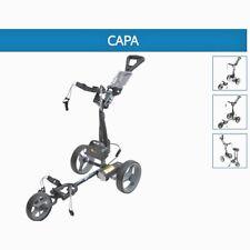 Chariot Electrique Golf Trolem CAPA option batterie ou non NOUVEAU MODELE