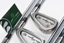 BEN HOGAN BH-5 OFFSET IRONS / 3-9 / STIFF FLEX BEN HOGAN SHAFTS / BEIBH5015