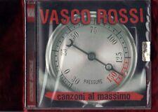 VASCO ROSSI-CANZONI AL MASSIMO VERSIONE SINGOLA CD NUOVO SIGILLATO