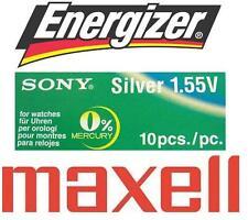 pila batteria orologio sony energizer  batterie pile 389 - SR1130SW = a 390