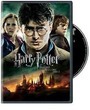 Harry Potter * The Deathly Hallows * Part 2  * [2011] NEW DVD * PG 13