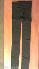 JESSICA SIMPSON P/M DARK BROWN LLEECE LINED TIGHTS NEW NO TAG 2 Pair