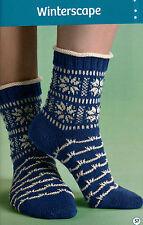 Socks Terrific!Toe Up Techniques Hand Knitted  Socks Knitting Pattern Book II