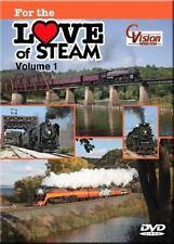 For the Love of Steam Volume 1 DVD NEW 2011 Rock Island 2011 Steam Festival