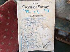 VINTAGE Ordnance Survey Motoring Atlas of Great Britain 1983