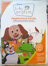 Disney Baby Einstein: Neighborhood Animals Discovering Familiar Animals DVD