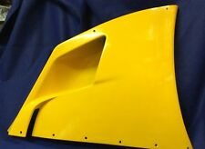 DUCATI 748 916 996 MID PANEL RIGHT HAND SIDE IN YELLOW