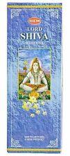 Hem Incense Sticks Lord Shiva Bulk 120 Stick for Cleansing Spiritual Blessings