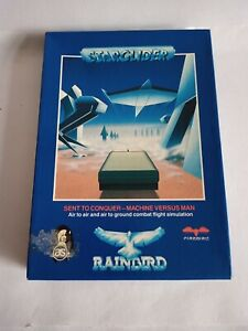 *** Starglider Firebird Commodore 64 Game on Disk Disc ***