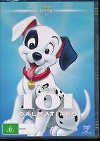 Disney Classics 11 101 Dalmatians DVD NEW Region 4