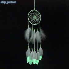 Luminous Dream Catcher Handmade Hanging Decorations Craft Valentines Gift