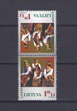 LITHUANIA, EUROPA CEPT 1998, NATIONAL FESTIVALS, TETE-BECHE, MNH