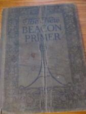Vintage The New Beacon Primer by James H. Fassett  1921
