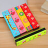 Educational Musical Wooden Harmonica Instrument Toy Kids New. Creative Gift K4Z7