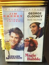 Copper Mountain / The Magic Bubble (Double FeaTure New DVD Clooney Carey