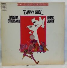 FUNNY GIRL (Vinyl) - Barbra  Streisand and Omar Sharif + story sheet