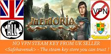 Memoria Steam key NO VPN Region Free UK Seller