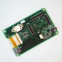 1MHz-6GHz SDR Transmitter Receiver for HackRF One Ham Radio PortaPack Board pan
