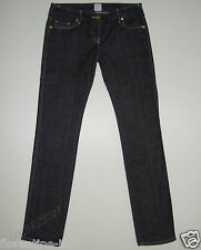 "BEAUTIFUL SASS&BIDE CHARCOAL BLACK DENIM SLIM LEG JEANS 30 ""STRAYED MISFIT"""