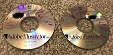 Adobe Illustrator Version 8.0.1 for Apple Macintosh Disks Serial Numbers