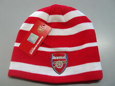 BNWT Official Arsenal FC Football Soccer Premium Beanie
