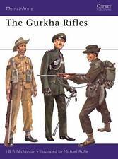 Men-At-Arms: The Gurkha Rifles 41 by J. B. R. Nicholson (1974, Paperback)