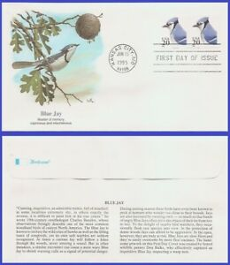 USA5 #2483 U/A FLEETWOOD FDC STR2  Blue Jay