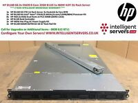 HP DL160 G6 2x E5620 8-Core 32GB B110i 1x 460W 4LFF 1U Rack Server - 491532-B21