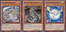 Authentic Evil Jesse Anderson Deck - Rainbow Dark - Yugioh - NM 50 Cards + Bonus