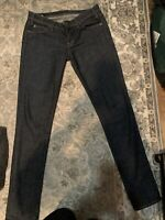 Citizens Of Humanity COH Skinny Low Waist Blue Jeans Size 29 Avedon