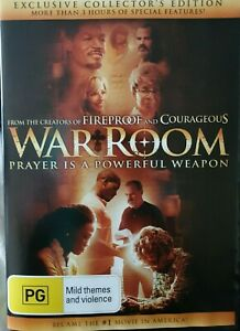 War Room Collector's Edition DVD , (PAL), FREE POST