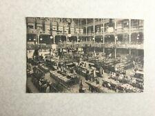 LIEGE 1907  INTERIEUR DU GRAND BAZAR PLACE SAINT LAMBERT