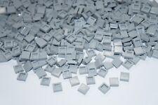 LEGO BRICKS 50 x LIGHT GREY FLAT TILES 1 x 1 No 3070   STAR WARS-CITY