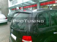 For VW TOURAN 03-10 TAILGATE REAR ROOF SPOILER Heck Blende TUNING